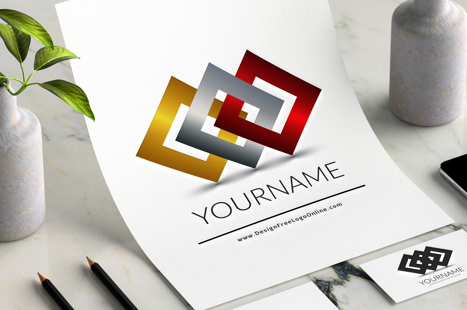 Online Business Logo Maker