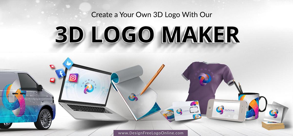 3D LOGO MAKER online