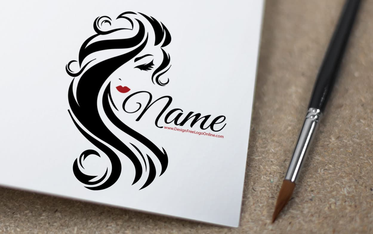 Nail Design Logo Free Download