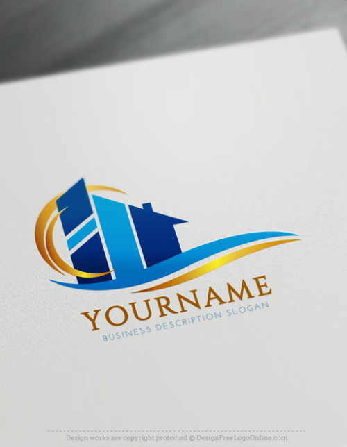 Create Construction Logo ideas with Free Logo Design Templates