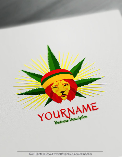 Design Free Cannabis Logo Marijuana Logo Maker