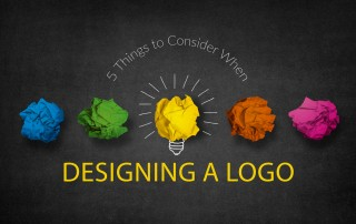5 Things to Consider When Designing a Logo for Your Business