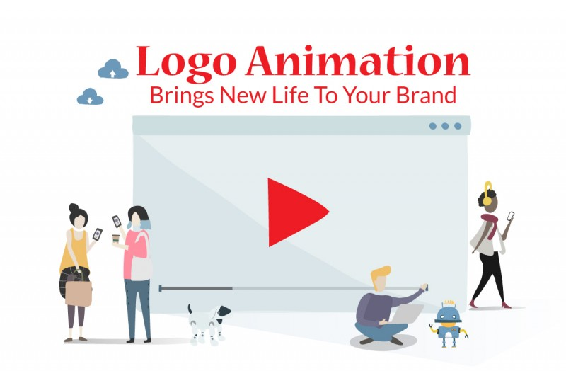 Logo Animation Brings New Life To Your Brand Marketing