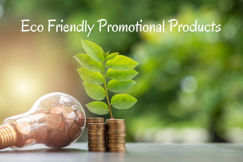 Overview Of Eco Friendly Promotional Products