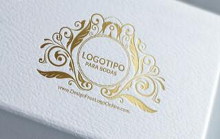 el diseño de logotipo para bodas