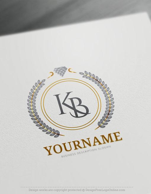 Jewelry logo maker Wedding Logos