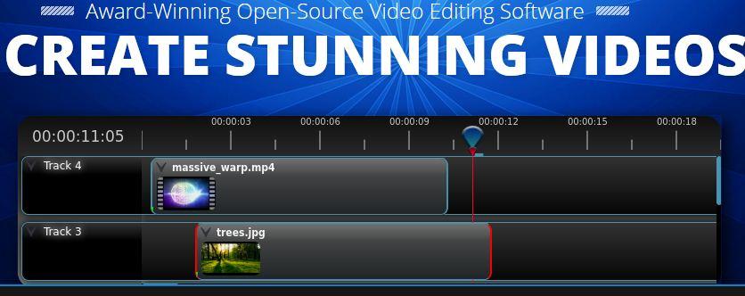 Open Shot Video Editor