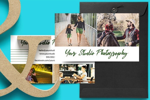 Outdoor Photography Business Card