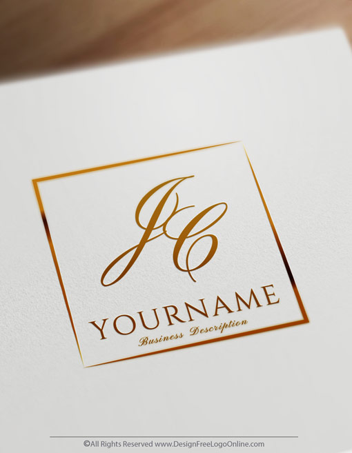 Letter Logos - Simple Logo Design - Best Monogram Maker