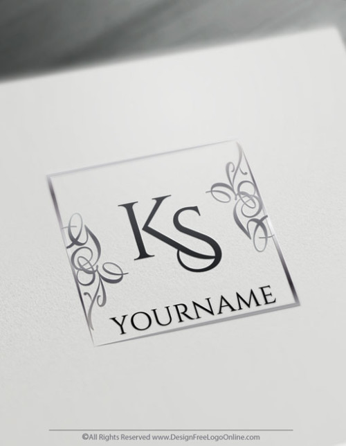 Create Letter Logo Design with the best Monogram Maker