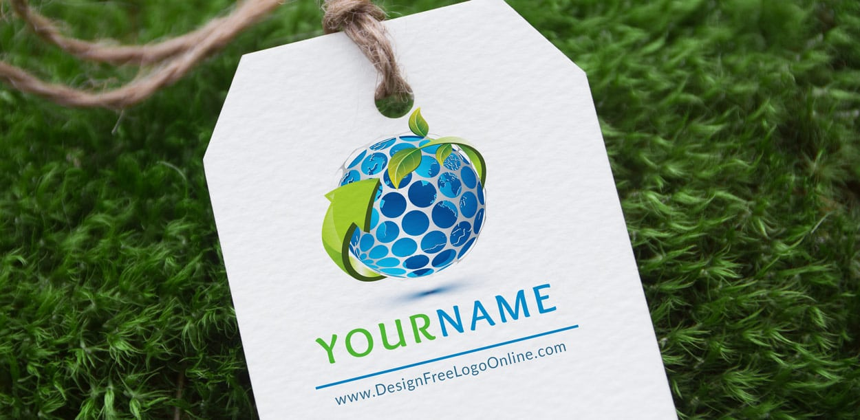 create free eco nature logo with our logo online maker create free eco nature logo with our