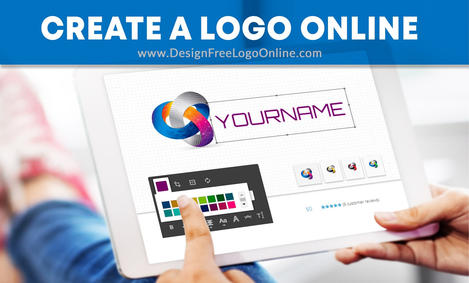 Online Logo Making Made Simple With Free Logo Maker