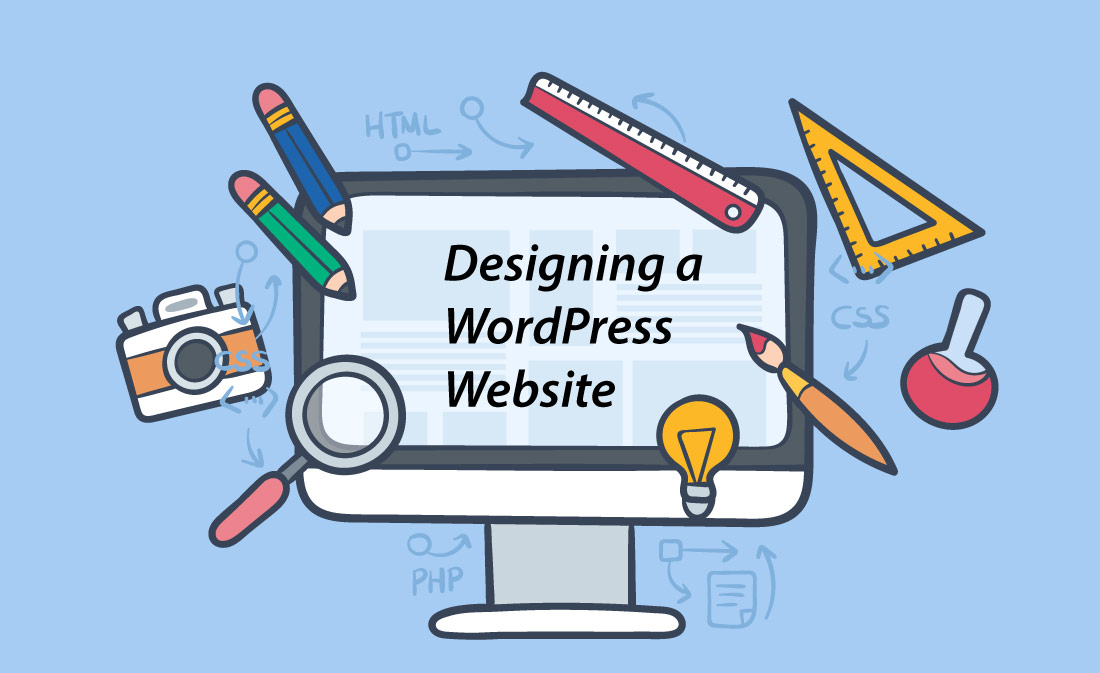 The Process of Designing a WordPress Website from Scratch