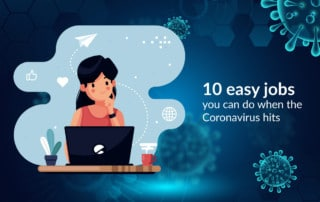 10 easy jobs you can do when the coronavirus hits