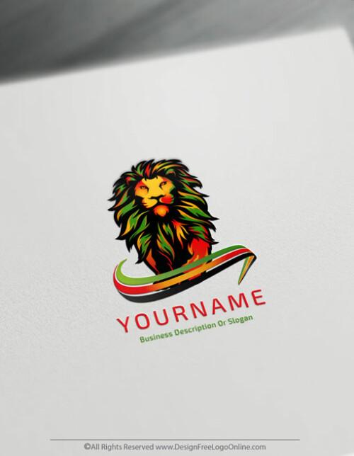 vreggae lion