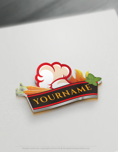 Restaurant Logo Maker online free