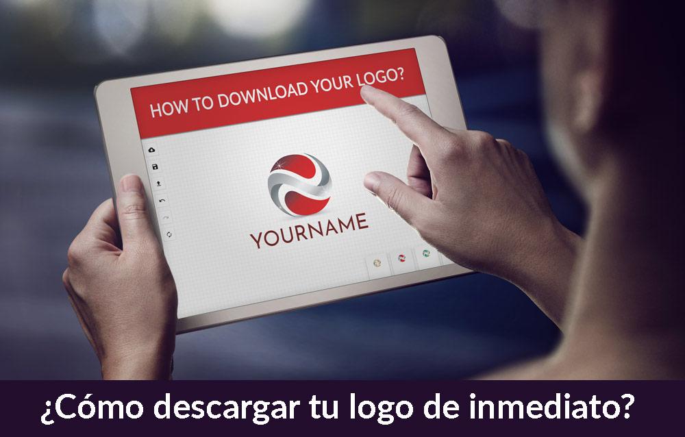 ¿Cómo descargar tu logo de inmediato?