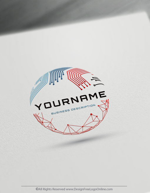 Design a Logo Of Digital Technology Right Away