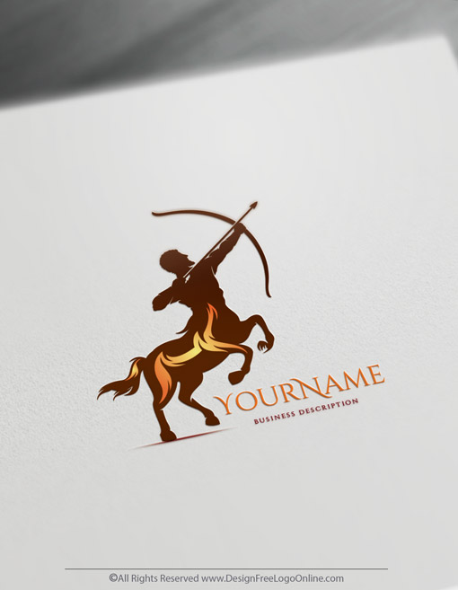 online Chironlogotype branding