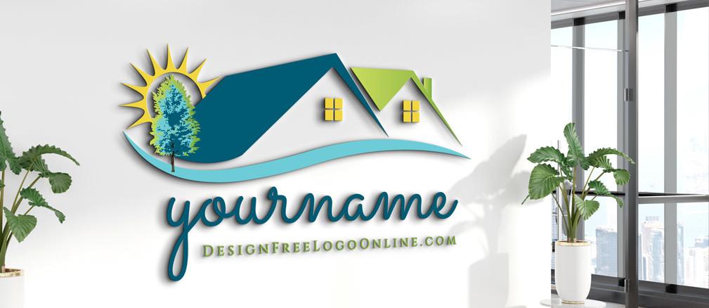 Realtor Real Estate & Construction Logos