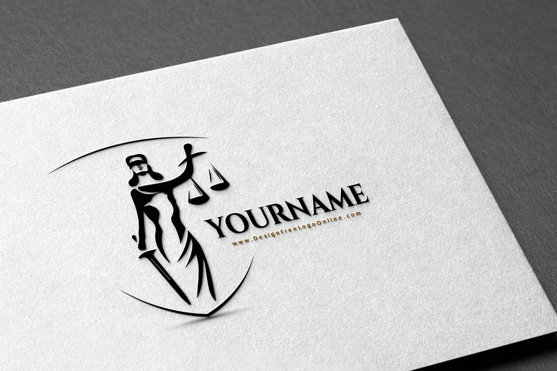 Build A Law Firm Brand Lady Justice Symbol