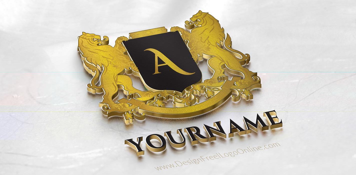 Free Luxury Retro Logos Maker