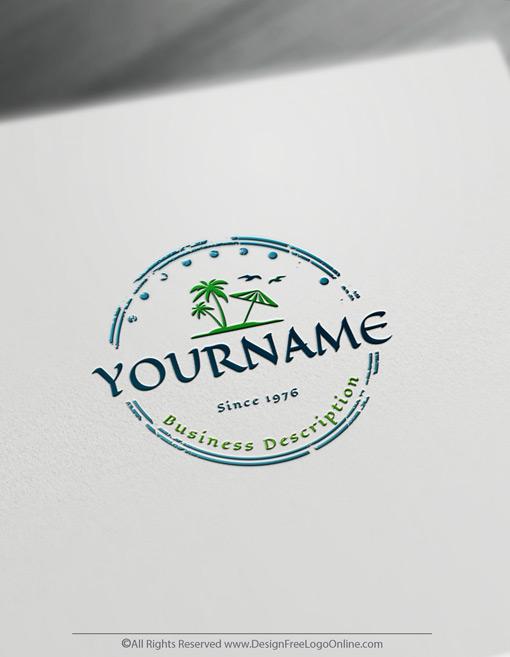 Design A Travel agency Brand Online