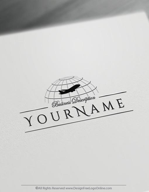 minimalist aircraft logos